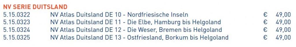 NV serie Duitsland
